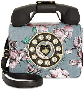 Betsey Johnson Small Phone Crossbody