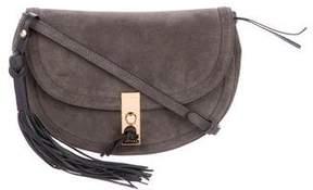 Altuzarra Suede Ghianda Saddle Bag