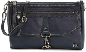 The Sak Women's Ventura Leather Crossbody Bag
