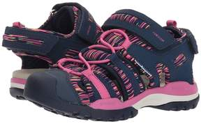 Geox Kids Borealis 8 Girl's Shoes