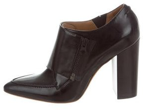 3.1 Phillip Lim Delia Patent Leather Booties