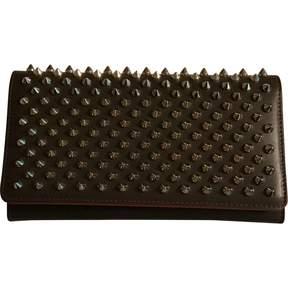 Christian Louboutin Panettone leather wallet