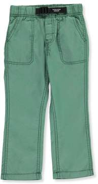 Carter's Little Boys' Toddler Cotton Twill Pants (Sizes 2T - 4T) - olive, 2t