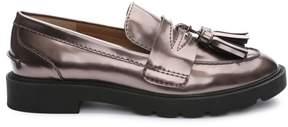 Tahari Sugar Slip-On Patent Loafer