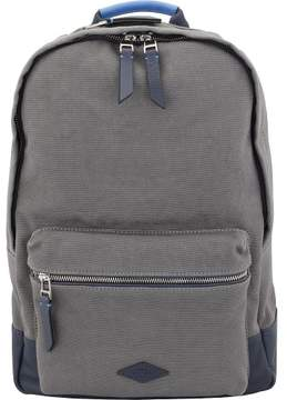 Fossil Estate Fabric Backpack, Grey MBG9248020
