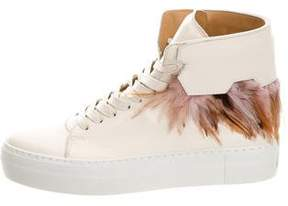 Buscemi Feather 125mm Sneakers