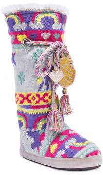 Muk Luks Women's Grace Boot Slippers