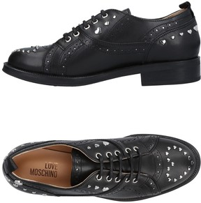 Love Moschino Lace-up shoes