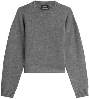 Anthony Vaccarello Wool Pullover