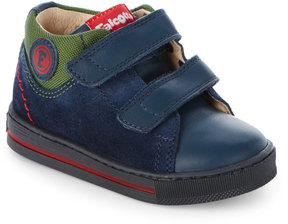 Naturino Toddler Boys) Blue Falcotto Holt Mid Top Sneakers