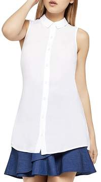 BCBGeneration Tie-Back Top