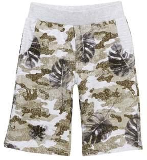 Petit Lem Serengeti Safari Shorts (Toddler & Little Boys)