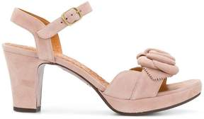 Chie Mihara bow open-toe sandals