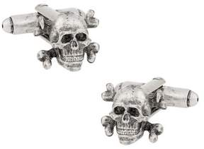 Bed Bath & Beyond Skull and Crossbones Cufflinks