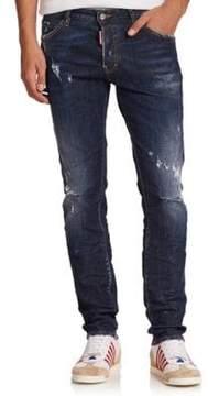 Viktor & Rolf Cool Guy Distressed Jeans