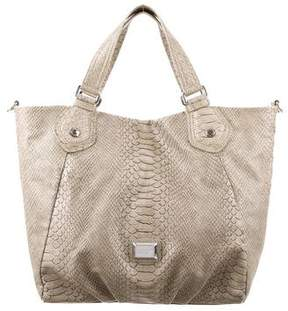 Marc by Marc Jacobs Embossed Leather Tote
