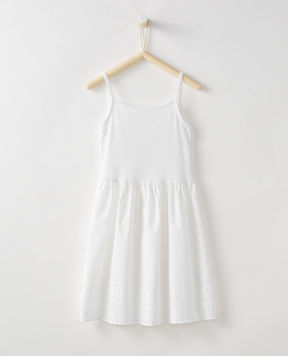 Hanna Andersson Pure Cotton Eyelet Slip