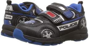 Stride Rite Vroomz Police Cruiser Boys Shoes