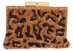 Saint Laurent 2016 Bijoux Embellished Bag - BROWN - STYLE
