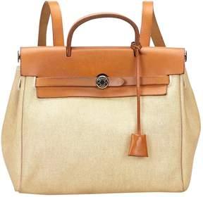 Hermes Herbag backpack - WHITE - STYLE