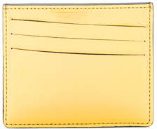 Maison Margiela Calf Leather Card Holder