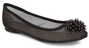 Adrianna Papell Stevie Embellished Flat