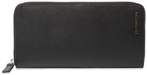 Bugatchi Men's Leather Card Case