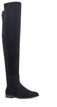 Nine West Women's Eltynn Over The Knee Boot