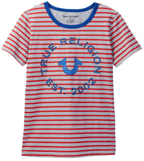 True Religion Stripe Tee (Big Boys)