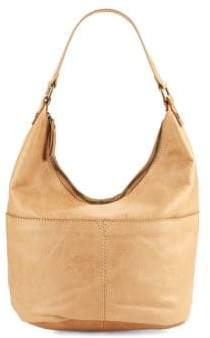Co American Leather Botanical Leather Hobo Bag