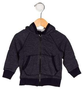 Splendid Boys' Hooded Zip-Up Jacket