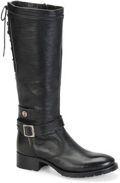 Sonora Black Campbell Leather Boot