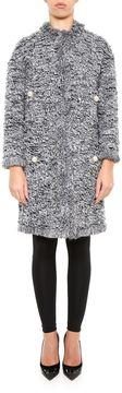 Edward Achour Long Tweed Coat