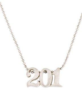 Alex Woo 201 Pendant Necklace