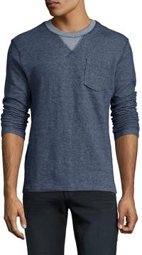 Jachs Men's F Terry Pocket Sweatshirt