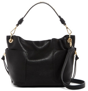 Steve Madden Evelyn Faux Leather Crossbody Bag