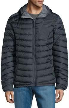Champion Men's Hooded Puffer Jacket