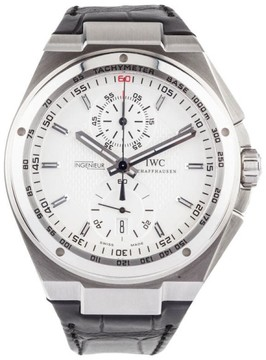 IWC Ingenieur Chronograph IW378405 Stainless Steel 46mm Watch