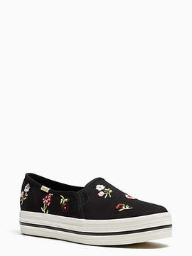 Kate Spade Keds x triple decker sneakers