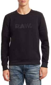 G Star Suzaki Tain Crewneck Sweater