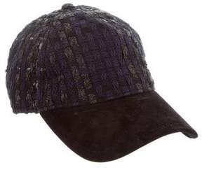 Rag & Bone Woven Baseball Cap