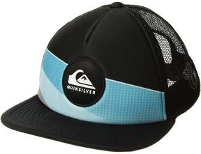 Quiksilver Faded Out Trucker Hat Baseball Caps