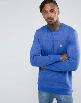 Le Breve Crew Neck Marl Sweater