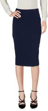 Fracomina BLUEFEEL by Knee length skirts