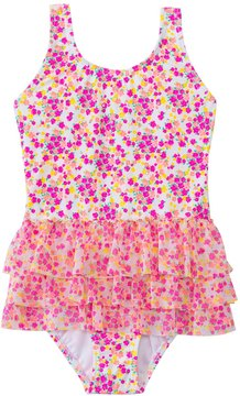 Hula Star Girls' Fairy Dance Tutu One Piece Swimsuit (2yrs6yrs) - 8138131