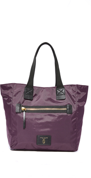Marc Jacobs Nylon Biker North / South Tote
