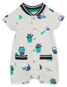 Catimini Baby's Garden Print All-In-One