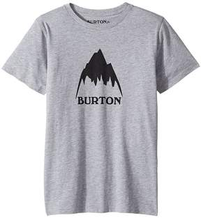 Burton Classic Mountain S/S Tee Boy's T Shirt