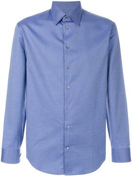 Armani Collezioni slim dress shirt