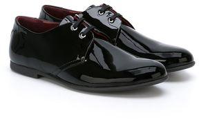 Dolce & Gabbana Kids formal Derby shoes